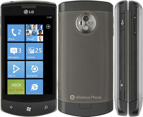 Photo of Обзор LG Optimus 7 (E900): смартфон на базе Windows Phone 7