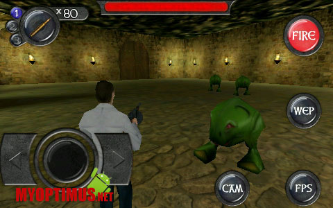 Deadly Chambers HD – 3D шутер для Android