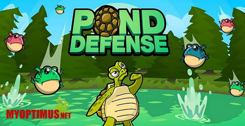 Pond Defense (Оборона пруда): Android-игра на реакцию