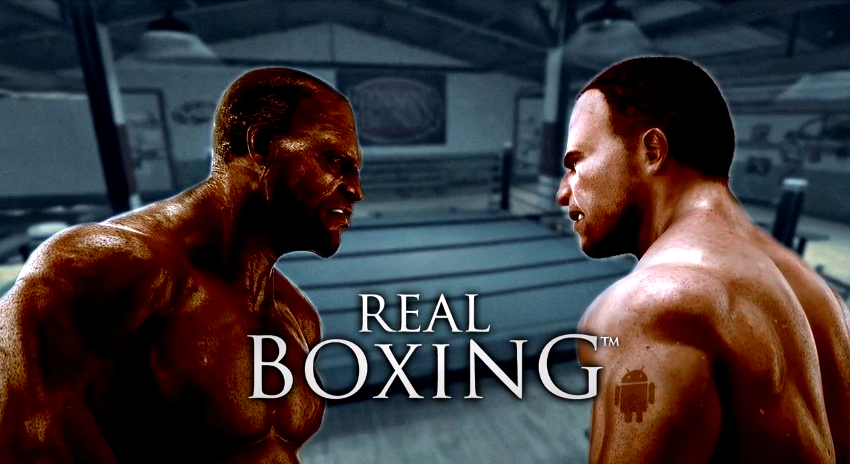 Об игре Real Boxing