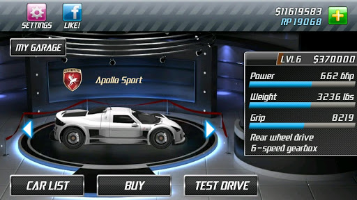 Drag-Racing-android-select-car