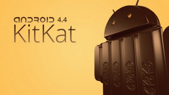 Photo of KitKat «наступает на пятки» Jelly Bean