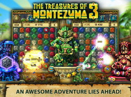 The Treasures of Montezuma 3 для Андроид
