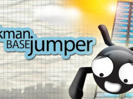 Обзор игры Stickman Base Jumper для  Android