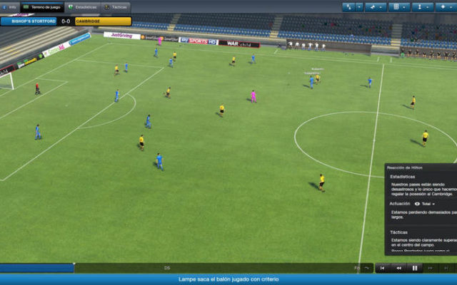 Обзор игры Football Manager Handheld 2013
