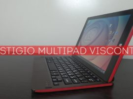 Prestigio Multipad Visconte V – планшет-трансформер