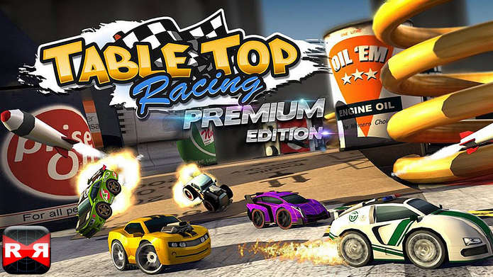 Photo of Table Top Racing Premium – миниатюрные гонки